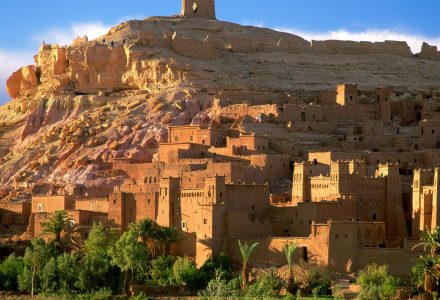 1 Day Tour to Kasbah Ait-Benhaddou From Marrakech