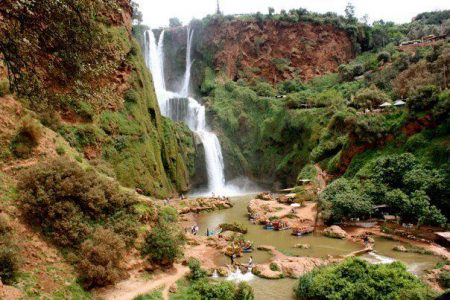 1 Day Tour to Ouzoud Waterfalls From Marrakech