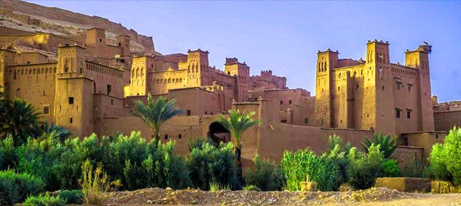 8 Days From Casablanca Morocco Imperial Cities