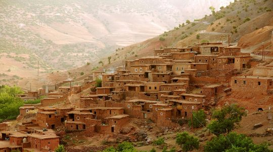Day Tour to Ourika Valley From Marrakech