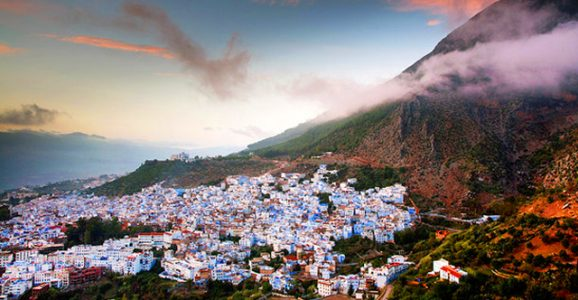 12 Days to Chefchaouen Desert Merzouga From Tangier